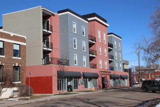 Photo 2: 307 10418 81 Avenue in Edmonton: Zone 15 Condo for sale : MLS®# E4191255