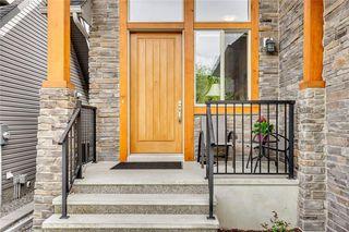 Photo 2: 47 CORTINA Villas SW in Calgary: Springbank Hill Semi Detached for sale : MLS®# C4299243