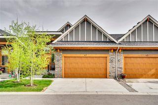 Photo 3: 47 CORTINA Villas SW in Calgary: Springbank Hill Semi Detached for sale : MLS®# C4299243
