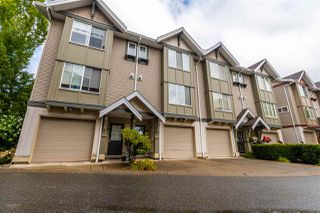 """Main Photo: 54 6651 203 Street in Langley: Willoughby Heights Townhouse for sale in """"SUNSCAPE"""" : MLS®# R2483916"""