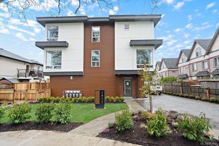 Main Photo: 1 2816 Shelbourne St in : Vi Jubilee Row/Townhouse for sale (Victoria)  : MLS®# 851988