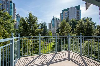 "Photo 16: 406 1190 EASTWOOD Street in Coquitlam: North Coquitlam Condo for sale in ""LAKESIDE TERRACE"" : MLS®# R2491476"
