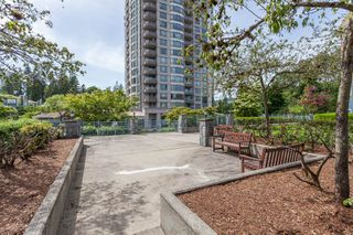 "Photo 22: 406 1190 EASTWOOD Street in Coquitlam: North Coquitlam Condo for sale in ""LAKESIDE TERRACE"" : MLS®# R2491476"