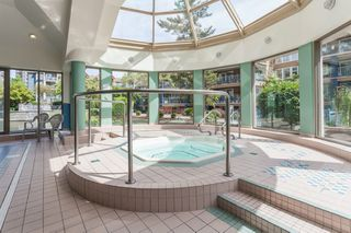 "Photo 26: 406 1190 EASTWOOD Street in Coquitlam: North Coquitlam Condo for sale in ""LAKESIDE TERRACE"" : MLS®# R2491476"