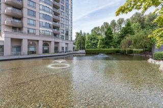 "Photo 24: 406 1190 EASTWOOD Street in Coquitlam: North Coquitlam Condo for sale in ""LAKESIDE TERRACE"" : MLS®# R2491476"