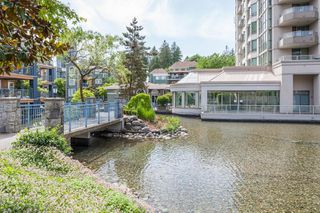 "Photo 25: 406 1190 EASTWOOD Street in Coquitlam: North Coquitlam Condo for sale in ""LAKESIDE TERRACE"" : MLS®# R2491476"