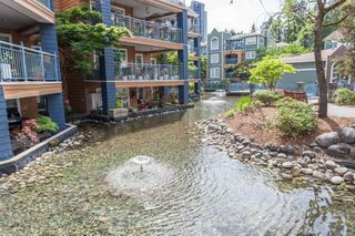 "Photo 21: 406 1190 EASTWOOD Street in Coquitlam: North Coquitlam Condo for sale in ""LAKESIDE TERRACE"" : MLS®# R2491476"