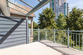 "Photo 17: 406 1190 EASTWOOD Street in Coquitlam: North Coquitlam Condo for sale in ""LAKESIDE TERRACE"" : MLS®# R2491476"
