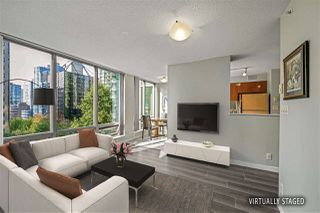 "Photo 2: 601 1288 W GEORGIA Street in Vancouver: West End VW Condo for sale in ""The Residences on Georgia"" (Vancouver West)  : MLS®# R2495717"