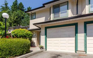 "Photo 1: 8 21960 RIVER Road in Maple Ridge: West Central Townhouse for sale in ""Foxborough"" : MLS®# R2499819"