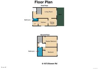 Photo 5: 6 1637 Bowen Rd in : Na Central Nanaimo Row/Townhouse for sale (Nanaimo)  : MLS®# 858717