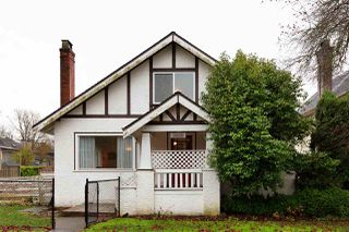 Main Photo: 2626 W 35TH Avenue in Vancouver: MacKenzie Heights House for sale (Vancouver West)  : MLS®# R2519338