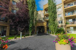 Photo 1: 328 400 PALISADES Way: Sherwood Park Condo for sale : MLS®# E4168045