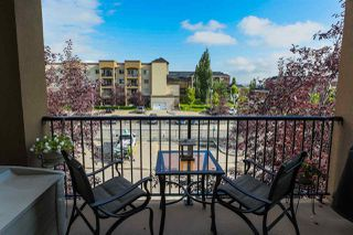 Photo 12: 328 400 PALISADES Way: Sherwood Park Condo for sale : MLS®# E4168045