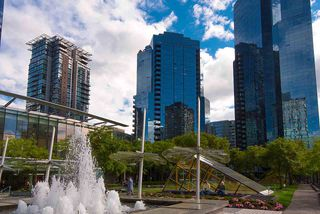 """Main Photo: 809 1050 BURRARD Street in Vancouver: Downtown VW Condo for sale in """"WALL CENTRE"""" (Vancouver West)  : MLS®# R2406919"""
