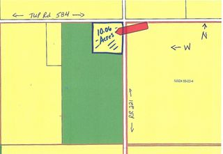 Photo 2: RR221 & TWP 584: Rural Thorhild County Rural Land/Vacant Lot for sale : MLS®# E4186915