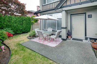 "Photo 28: 11 6511 NO 1 Road in Richmond: Terra Nova Townhouse for sale in ""VENICE COURT"" : MLS®# R2479550"