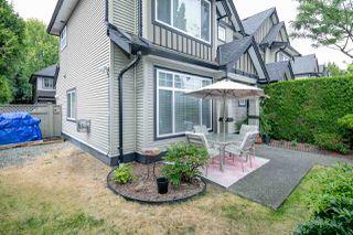 "Photo 27: 11 6511 NO 1 Road in Richmond: Terra Nova Townhouse for sale in ""VENICE COURT"" : MLS®# R2479550"