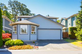 Photo 1: 4137 Rockhome Gdns in : SE High Quadra Single Family Detached for sale (Saanich East)  : MLS®# 850572