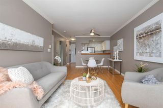 """Photo 1: 202 245 ST. DAVIDS Avenue in North Vancouver: Lower Lonsdale Condo for sale in """"BELLE ARBOUR"""" : MLS®# R2508014"""