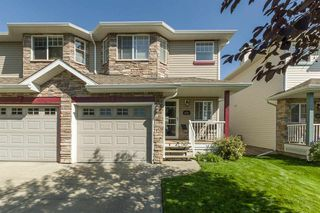 Photo 1: 1831 119 Street in Edmonton: Zone 55 House Half Duplex for sale : MLS®# E4170625