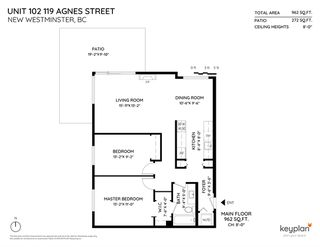 """Photo 19: 102 119 AGNES Street in New Westminster: Downtown NW Condo for sale in """"Park West Plaza"""" : MLS®# R2411485"""