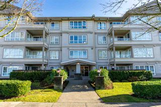 Main Photo: 104 4950 MCGEER Street in Vancouver: Collingwood VE Condo for sale (Vancouver East)  : MLS®# R2421842