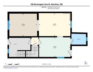 Photo 37: 108 North Kensington Avenue in Hamilton: House for sale : MLS®# H4080012