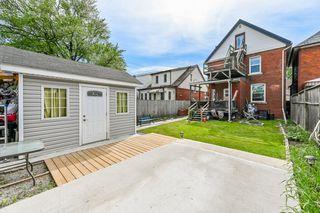 Photo 35: 108 North Kensington Avenue in Hamilton: House for sale : MLS®# H4080012