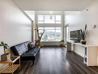 """Photo 3: 507 2525 CLARKE Street in Port Moody: Port Moody Centre Condo for sale in """"THE STRAND"""" : MLS®# R2493487"""