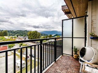 """Photo 15: 507 2525 CLARKE Street in Port Moody: Port Moody Centre Condo for sale in """"THE STRAND"""" : MLS®# R2493487"""