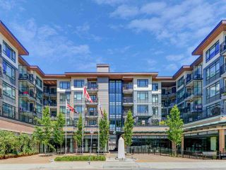 """Photo 1: 507 2525 CLARKE Street in Port Moody: Port Moody Centre Condo for sale in """"THE STRAND"""" : MLS®# R2493487"""
