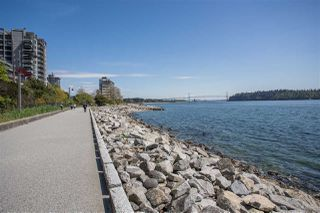 Photo 36: 2317 MARINE Drive in West Vancouver: Dundarave 1/2 Duplex for sale : MLS®# R2504990
