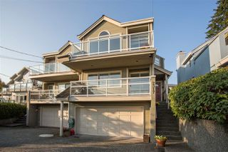 Photo 1: 2317 MARINE Drive in West Vancouver: Dundarave 1/2 Duplex for sale : MLS®# R2504990