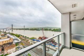 """Photo 3: 907 668 COLUMBIA Street in New Westminster: Quay Condo for sale in """"TRAPP + HOLBROOK"""" : MLS®# R2512551"""