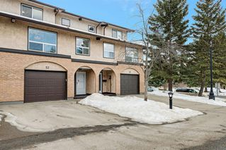 Photo 1: 52 1011 Canterbury Drive SW in Calgary: Canyon Meadows Row/Townhouse for sale : MLS®# A1059237