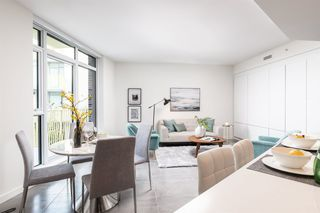 """Photo 3: 515 2508 WATSON Street in Vancouver: Mount Pleasant VE Condo for sale in """"THE INDEPENDENT"""" (Vancouver East)  : MLS®# R2397838"""