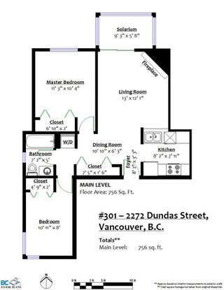 Photo 19: 301 2272 DUNDAS Street in Vancouver: Hastings Condo for sale (Vancouver East)  : MLS®# R2416205