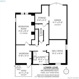 Photo 37: 2378 Rosario St in VICTORIA: OB South Oak Bay Single Family Detached for sale (Oak Bay)  : MLS®# 837081