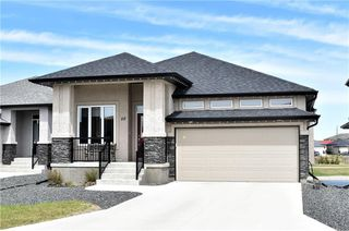 Main Photo: 50 Angela Everts Drive in Winnipeg: Crocus Meadows Residential for sale (3K)  : MLS®# 202012645