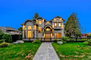 Main Photo: 8657 CAMDEN Crescent in Richmond: Lackner House for sale : MLS®# R2462985