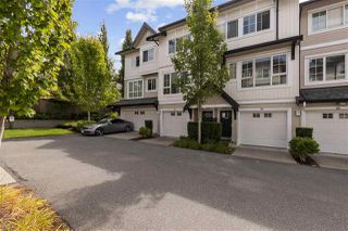 """Photo 1: 87 2450 161A Street in Surrey: Grandview Surrey Townhouse for sale in """"Glenmore"""" (South Surrey White Rock)  : MLS®# R2489001"""