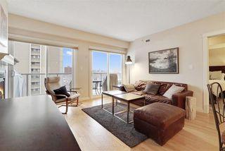 Photo 1: 904 11111 82 Avenue in Edmonton: Zone 15 Condo for sale : MLS®# E4211791
