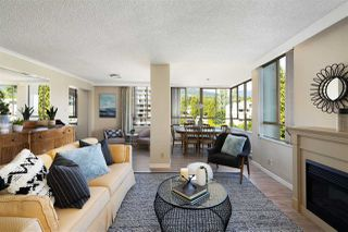 "Main Photo: 802 1485 DUCHESS Avenue in West Vancouver: Ambleside Condo for sale in ""THE MERMAID"" : MLS®# R2497314"