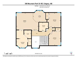 Photo 45: 398 Mountain Park Drive SE in Calgary: McKenzie Lake Detached for sale : MLS®# A1054034
