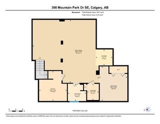 Photo 46: 398 Mountain Park Drive SE in Calgary: McKenzie Lake Detached for sale : MLS®# A1054034