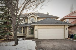 Photo 1: 398 Mountain Park Drive SE in Calgary: McKenzie Lake Detached for sale : MLS®# A1054034