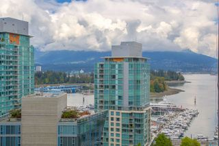 "Photo 1: 1114 1333 W GEORGIA Street in Vancouver: Coal Harbour Condo for sale in ""THE QUBE"" (Vancouver West)  : MLS®# R2527201"