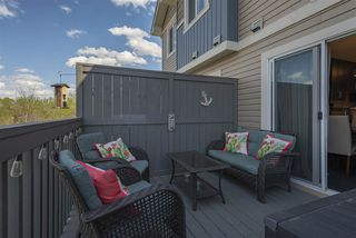 Photo 27: 25 2004 Trumpeter Way in Edmonton: Zone 59 Townhouse for sale : MLS®# E4169967
