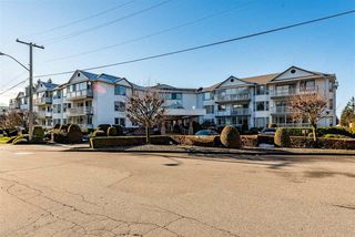 """Main Photo: 212 2425 CHURCH Street in Abbotsford: Abbotsford West Condo for sale in """"Parkview Place"""" : MLS®# R2433645"""